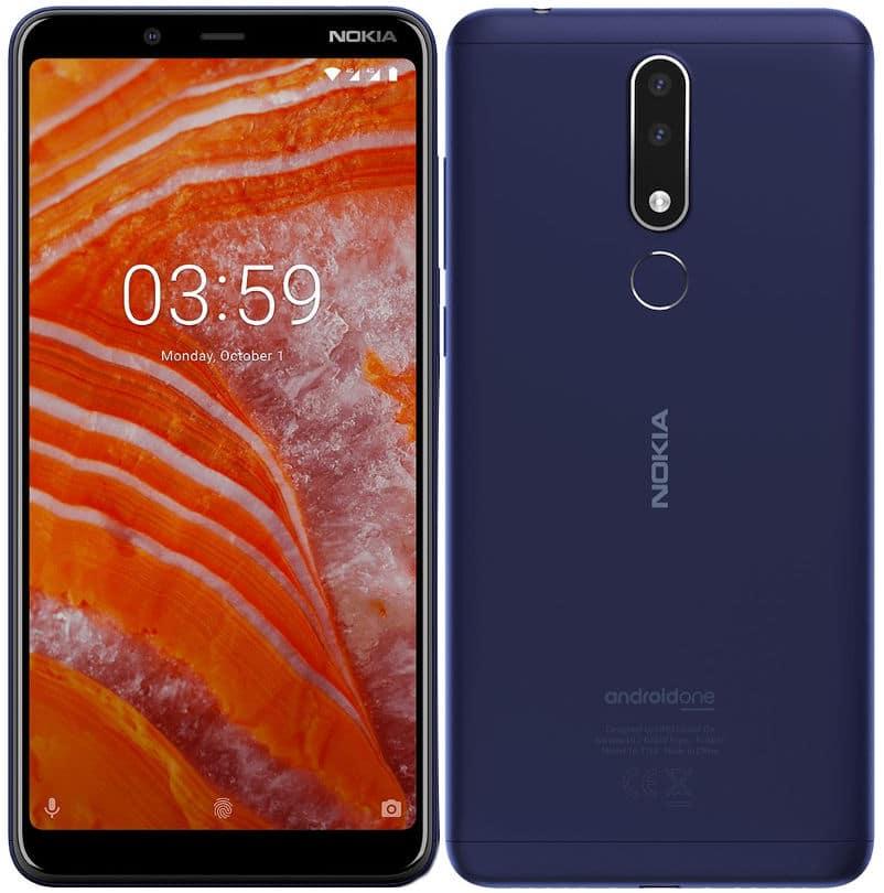 Nokia 3.1 Plus Spezifikationen Preis Release