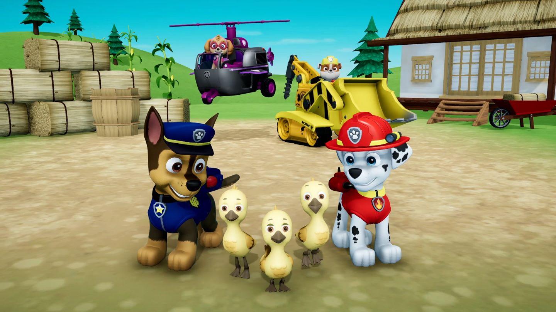 Paw Patrol: On a Roll erscheint am 23. Oktober 2018 auf der Xbox One.