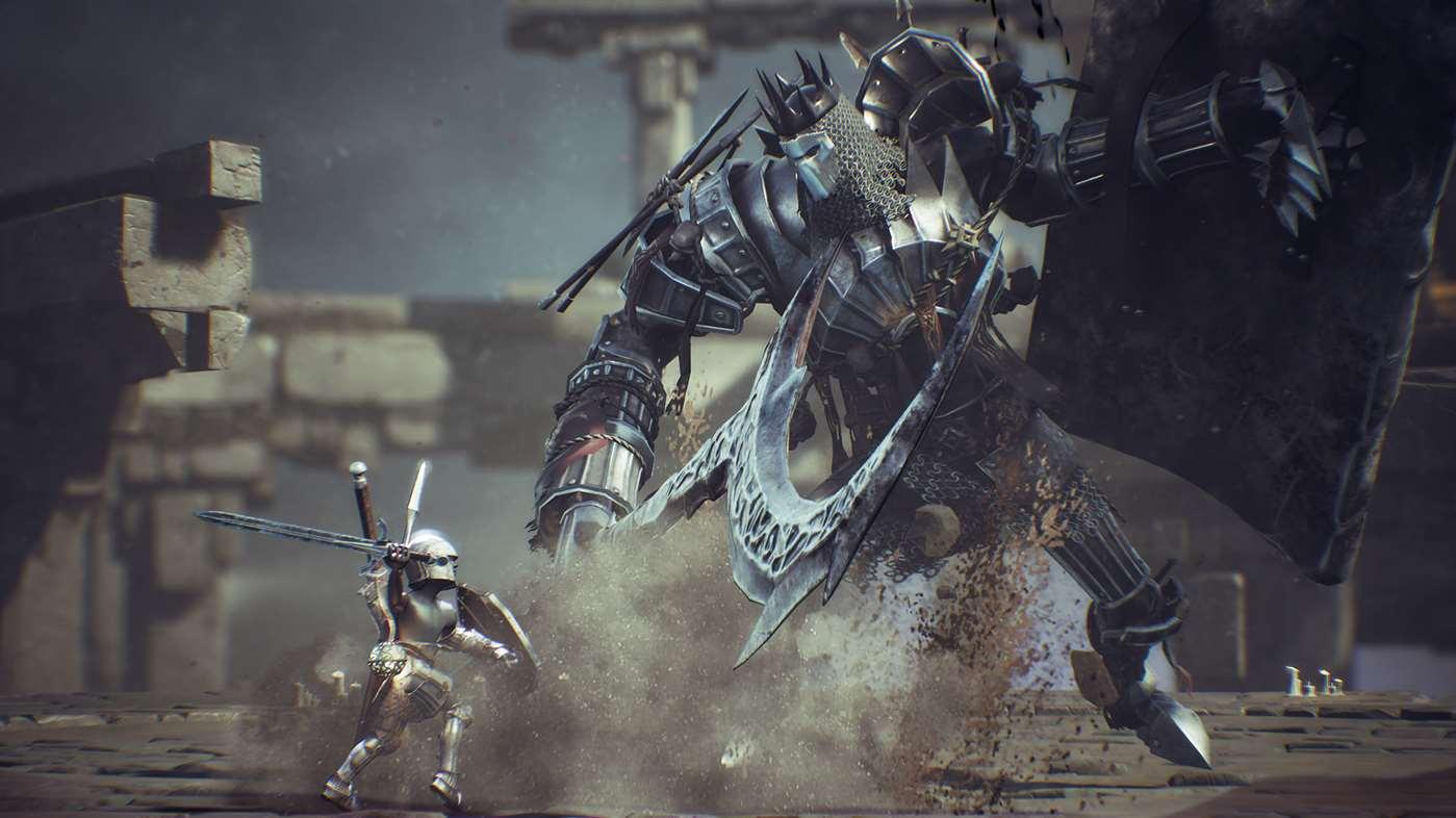 SINNER: Sacrifice for Redemption erscheint am 18. Oktober 2018 auf der Xbox One.