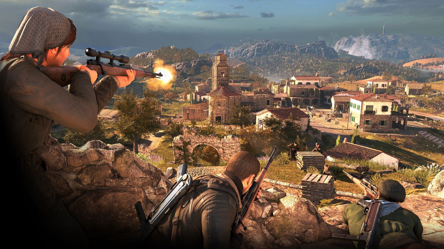 Xbox One, Game Pass, Gaming, News, Sniper Elite 4