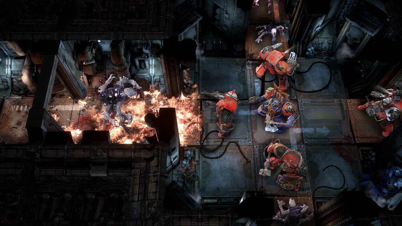 Space Hulk: Tactics erscheint am 09. Oktober 2018 auf der Xbox One.