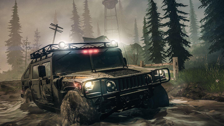 Spintires: MudRunner - American Wilds Edition erscheint am 23. Oktober 2018 auf der Xbox One.