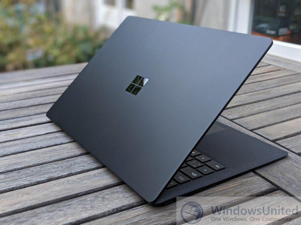 Surface Laptop 2 Surface Go Firmwarupdate