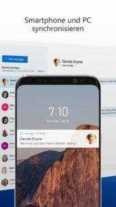 Windows 10 Your Phone Screen Mirroring
