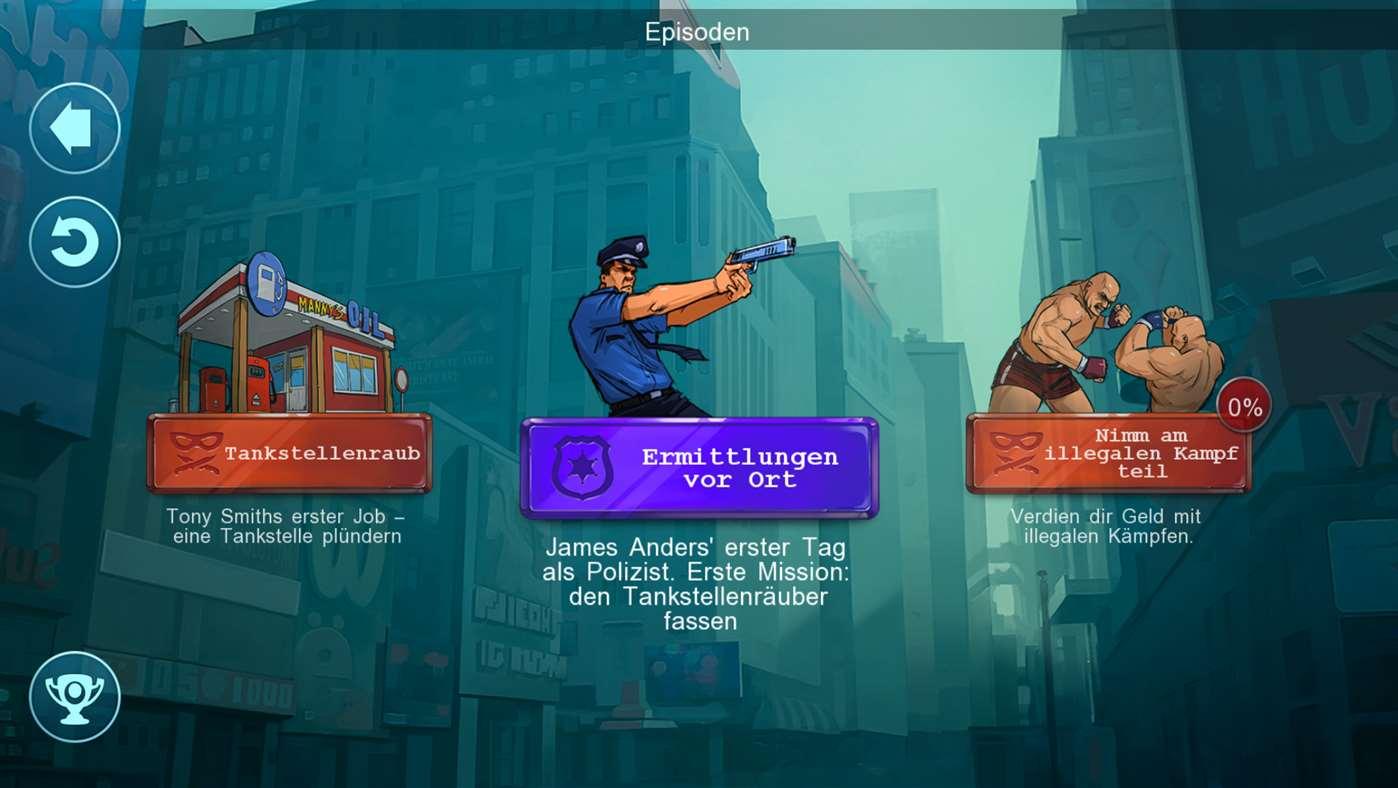 News, Gaming, Xbox, Neuerscheinungen, Doodle God: Crime City