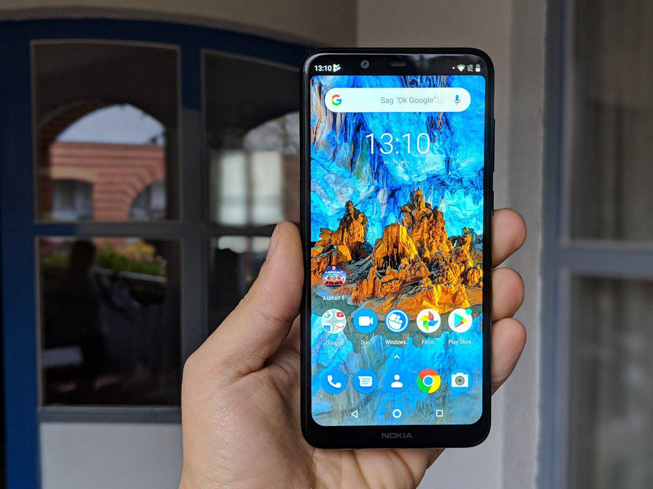 Nokia 5.1 Plus Text x5