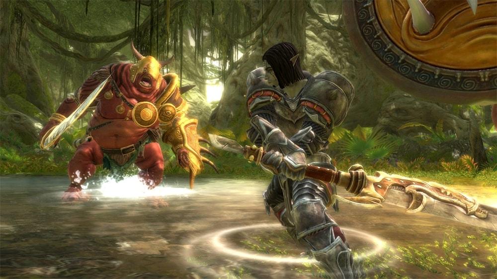 Kingdoms of Amalur: Reckoning, Gaming, Xbox One, Xbox 360
