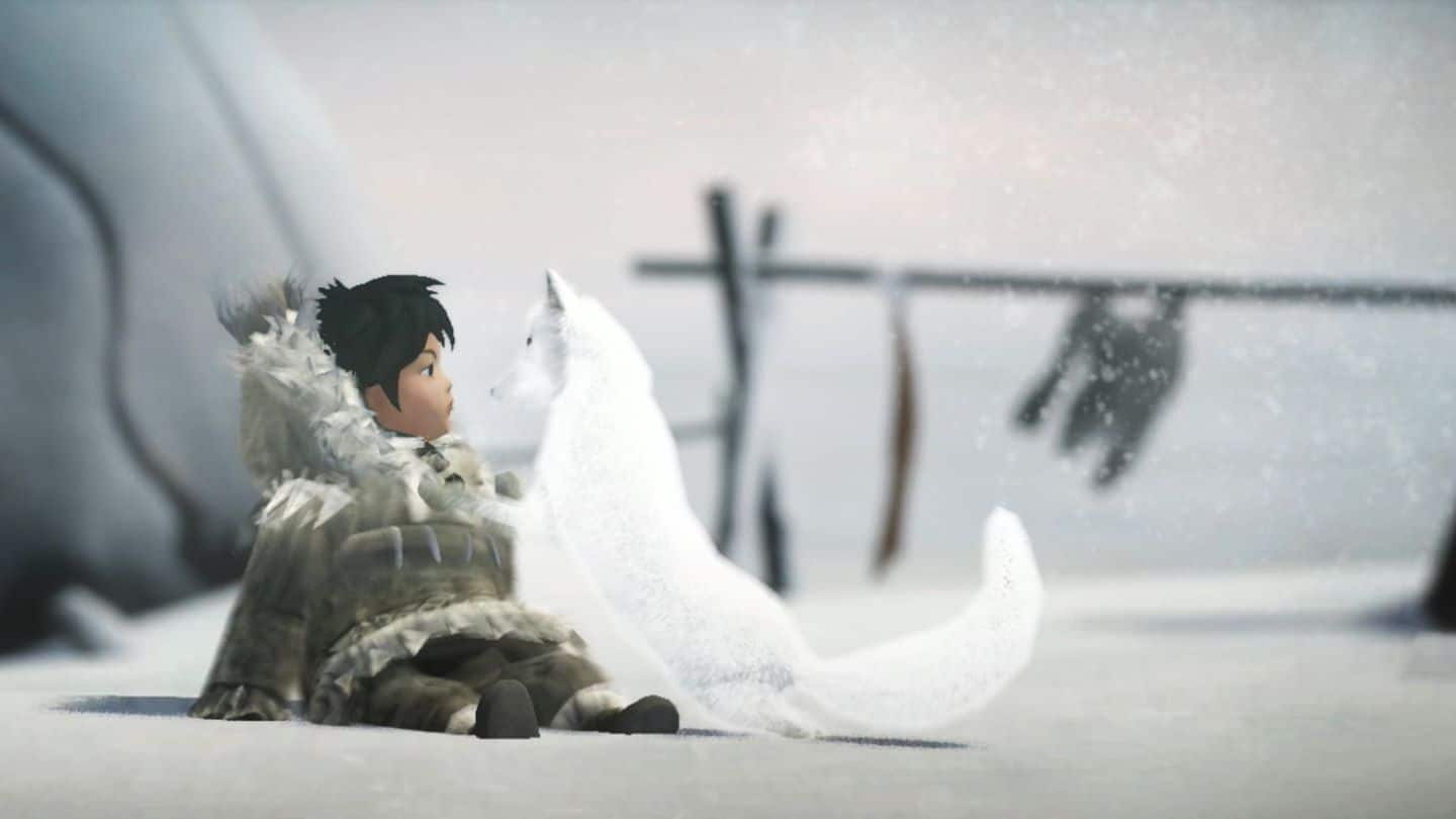 Xbox One, Gaming, Games with Gold, Never Alone