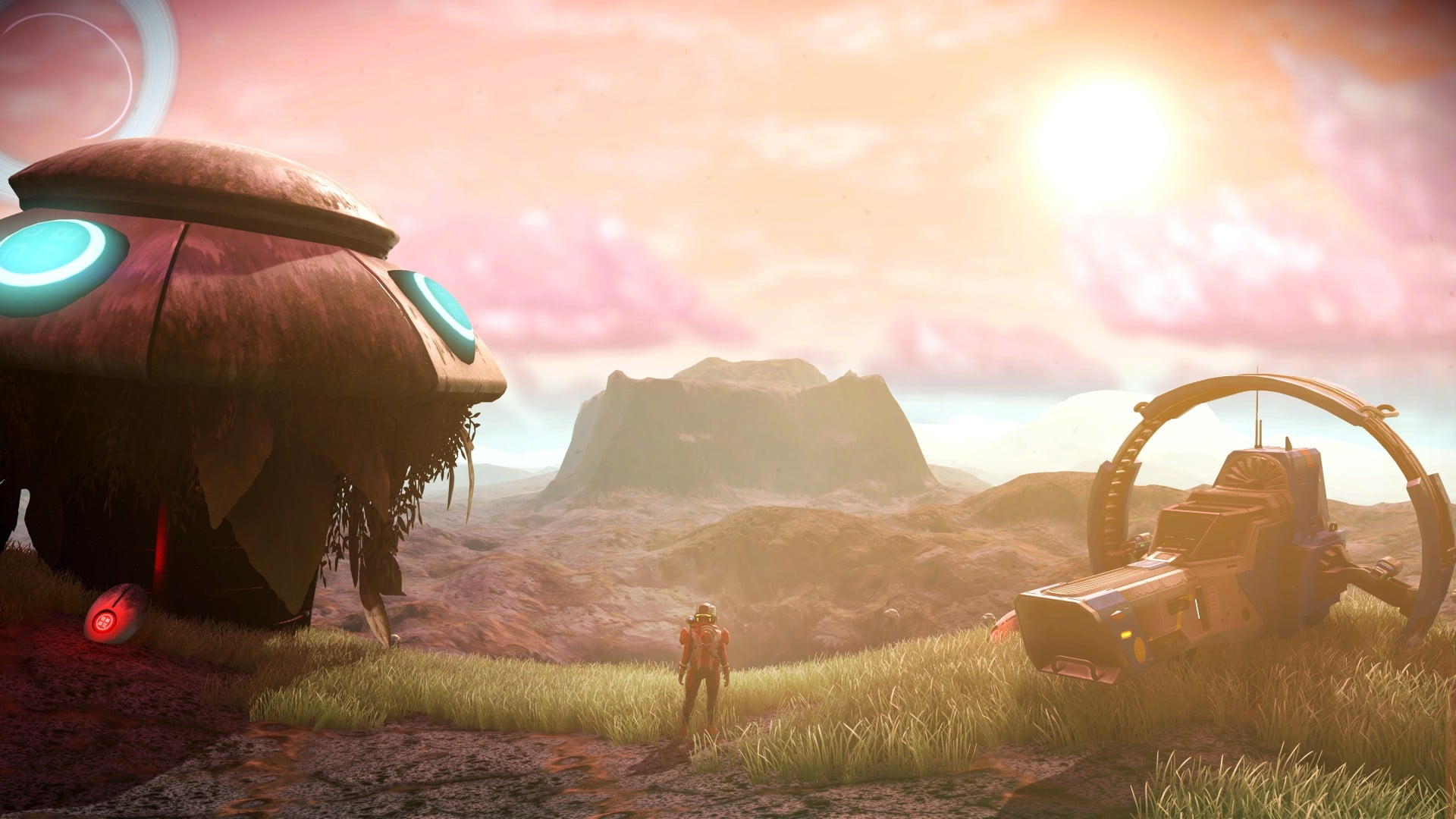 No Man's Sky, Hello Games, Visions, Xbox One, Gaming