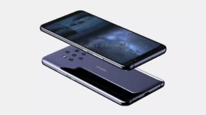 Nokia 9 Promovideo leak