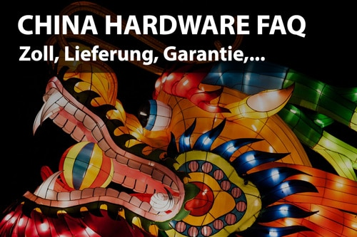 China-Hardware FAQ