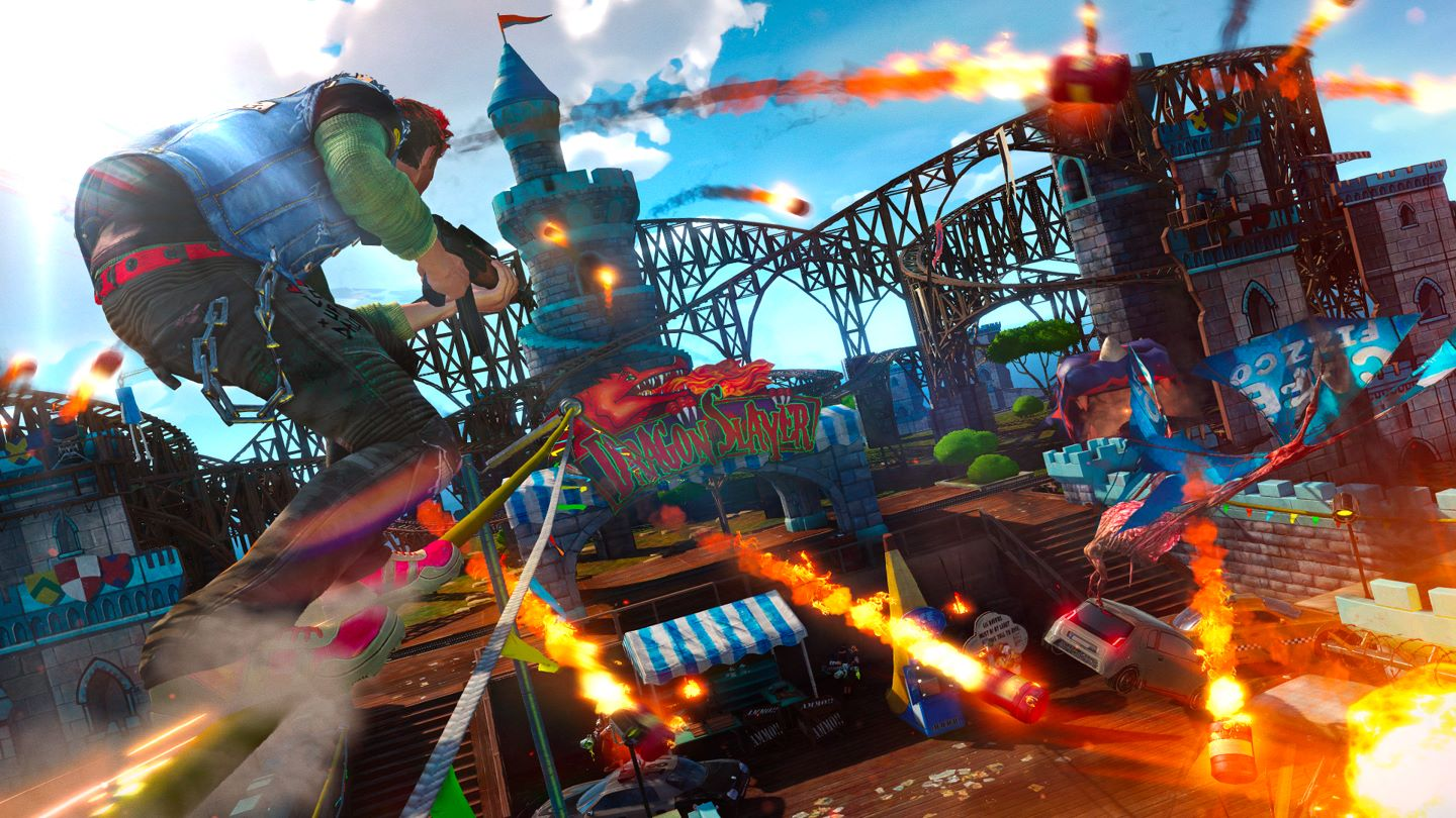 Sunset Overdrive, Xbox One, PC, Gaming