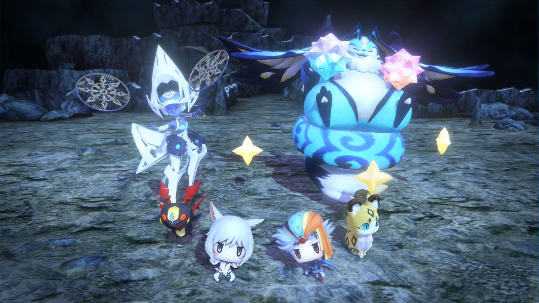 News, Gaming, Xbox, Neuerscheinungen, World of Final Fantasy Maxima