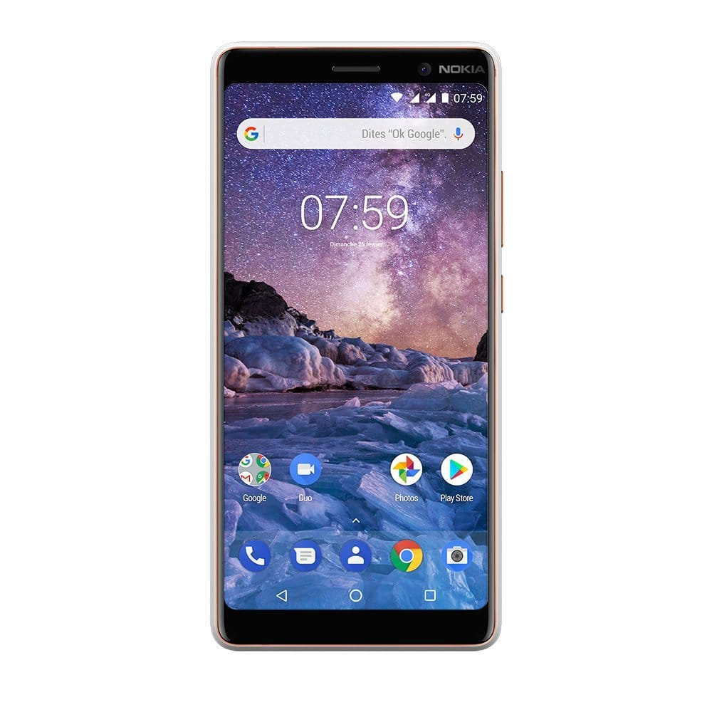 nokia 7 plus android 9 pe deal