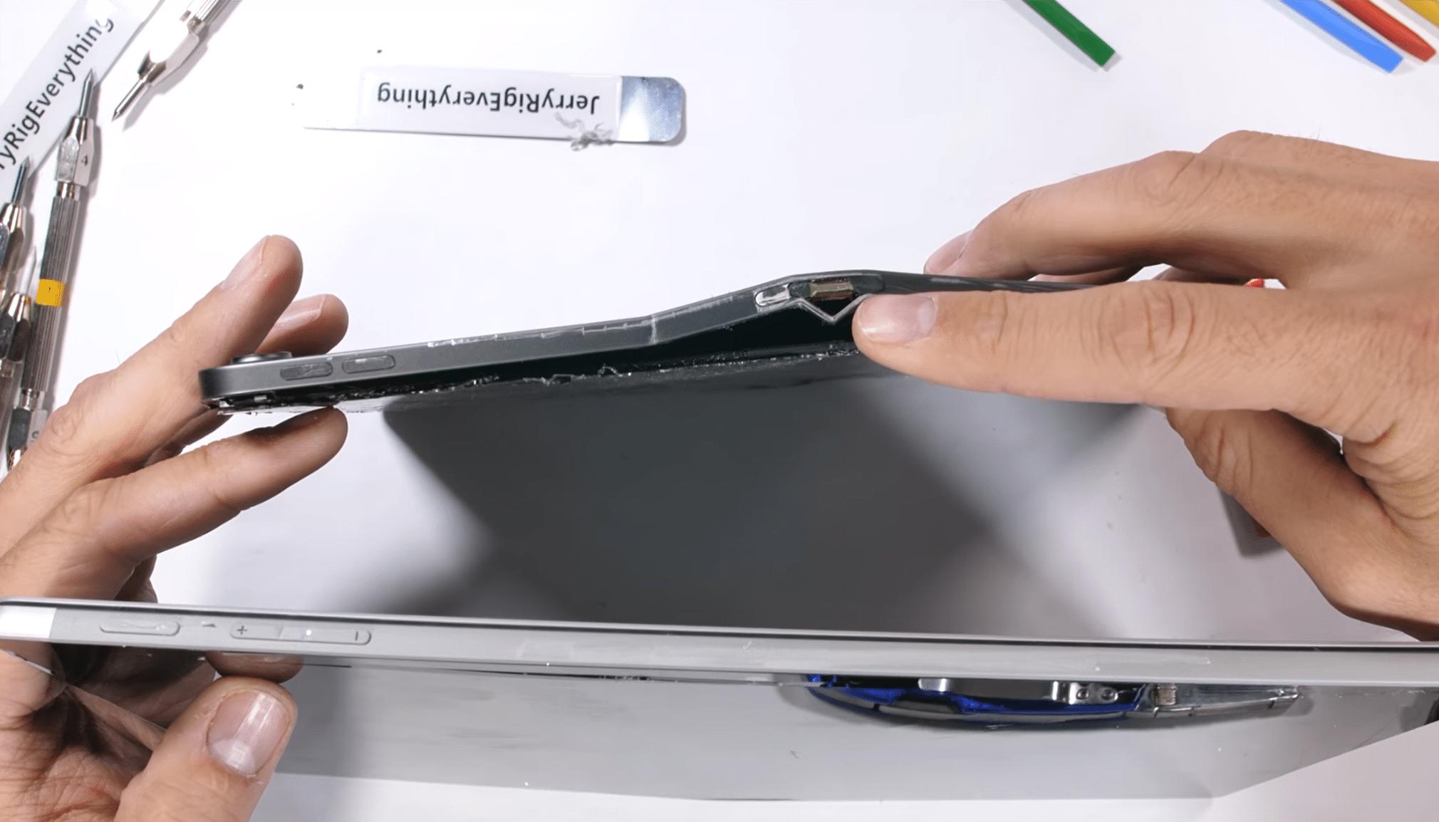 surface pro 6 vs ipad pro 2018 belastbarkeit