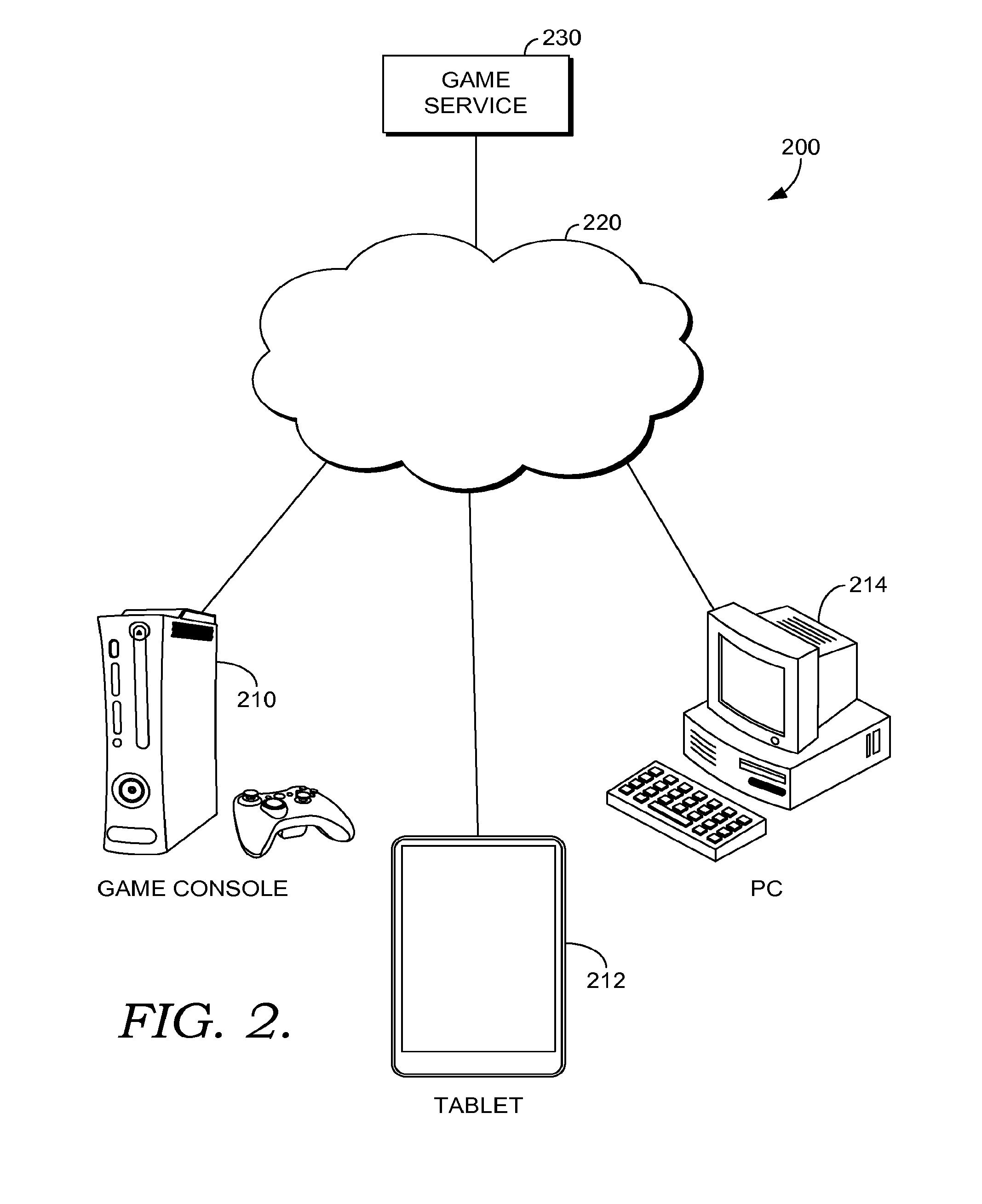 Microsoft xcloud patent