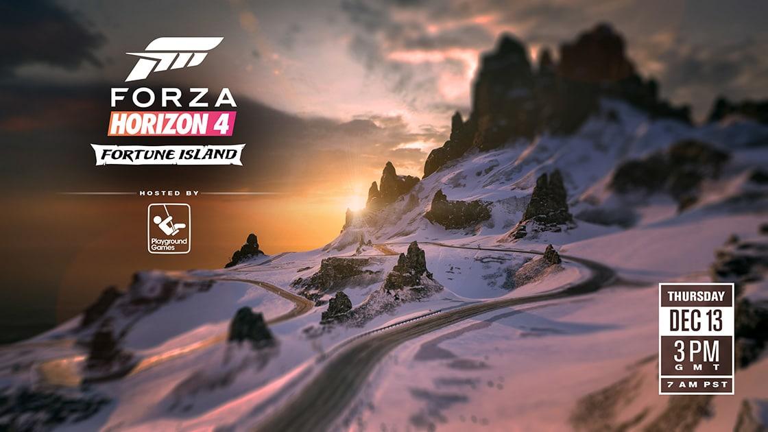 Forza Horizon 4, Update 4, Gaming, News