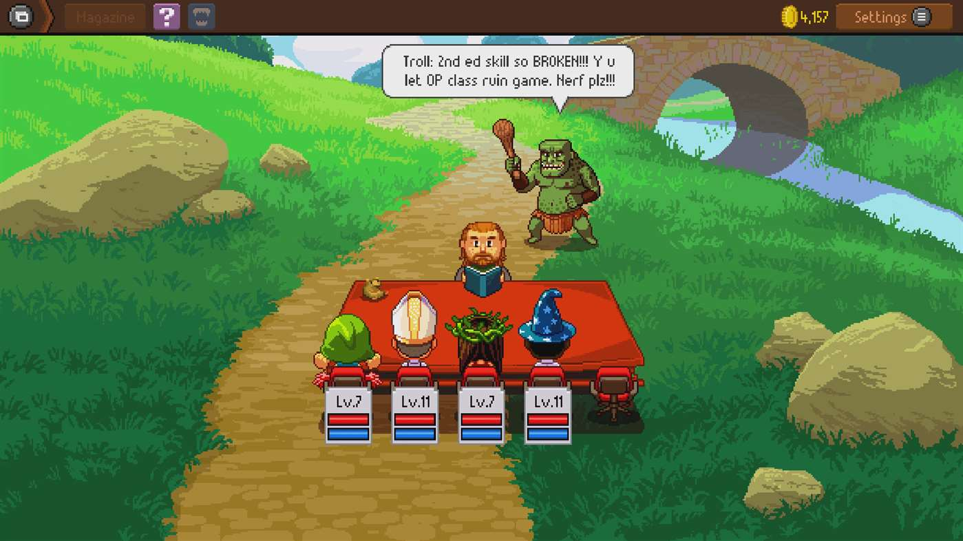 Knights of Pen & Paper 2 Deluxiest Edition, Gaming, Xbox One, Neuerscheinungen