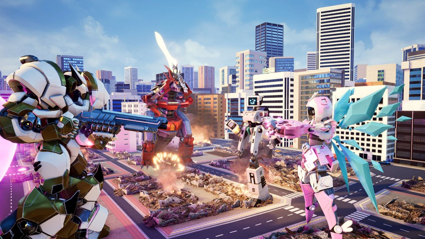 Override: Mech City Brawl, Gaming, Xbox One, Neuerscheinungen