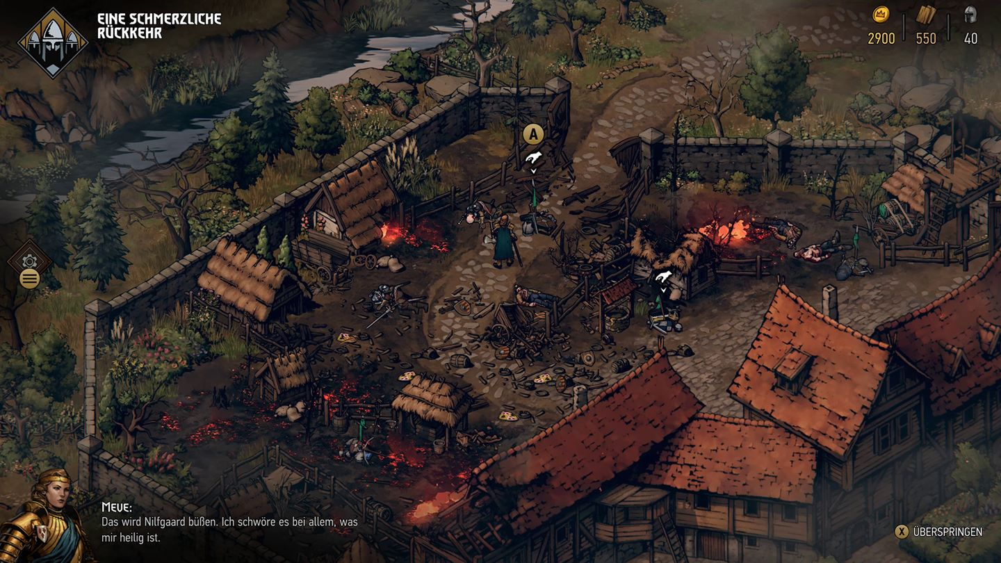 Thronebreaker: The Witcher Tales, Gaming, Xbox One, Neuerscheinungen
