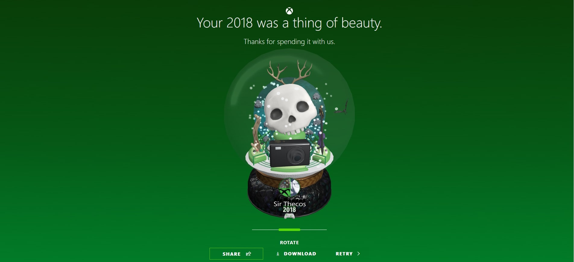 Xbox, Year in Review, Gaming