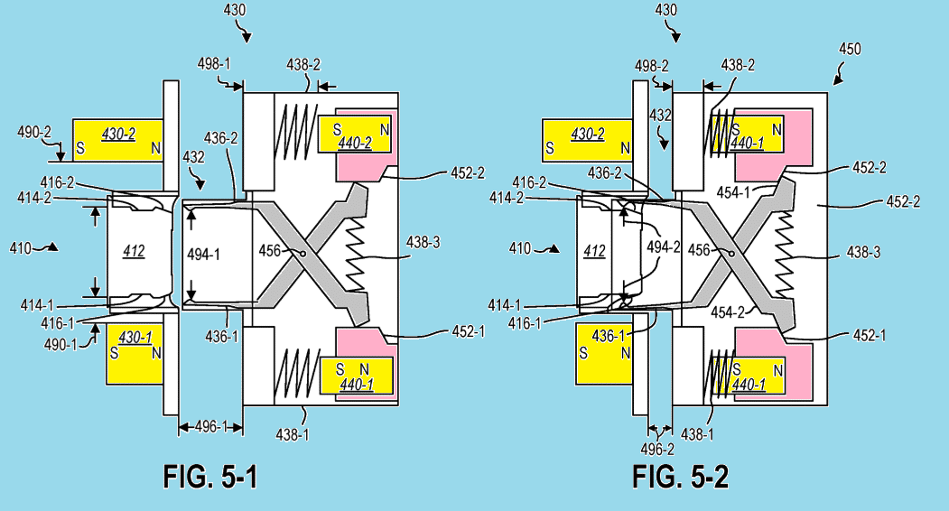 Surface Pro 7 USB C magnetisch