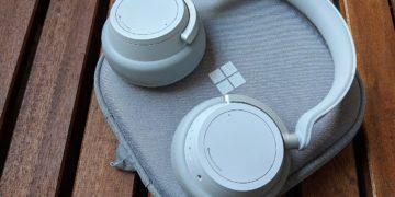 Surface Headphones Microsoft Test