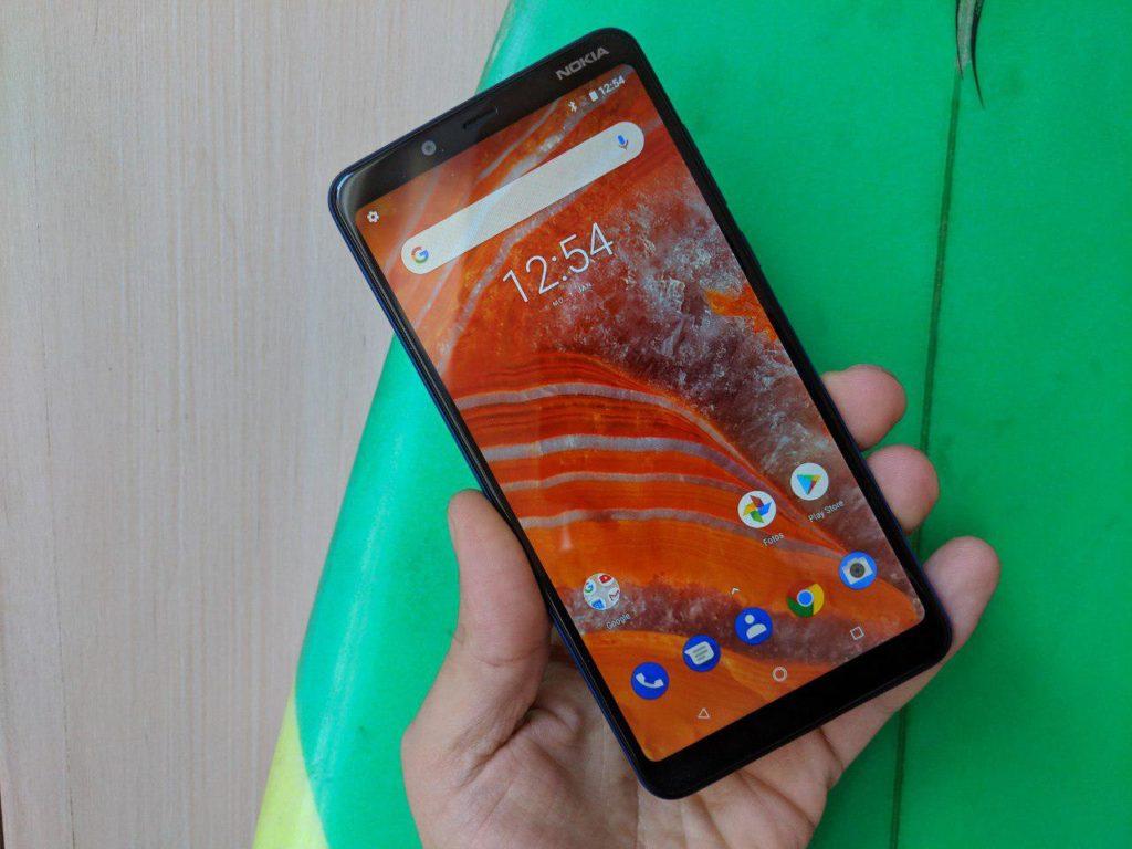 Nokia 3.1 Plus Preis Release Spezifikationen