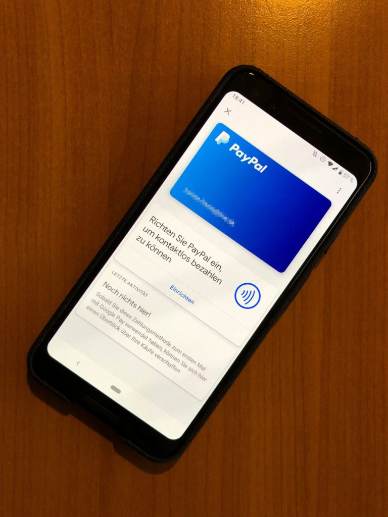 Apple Pay Mit Paypal