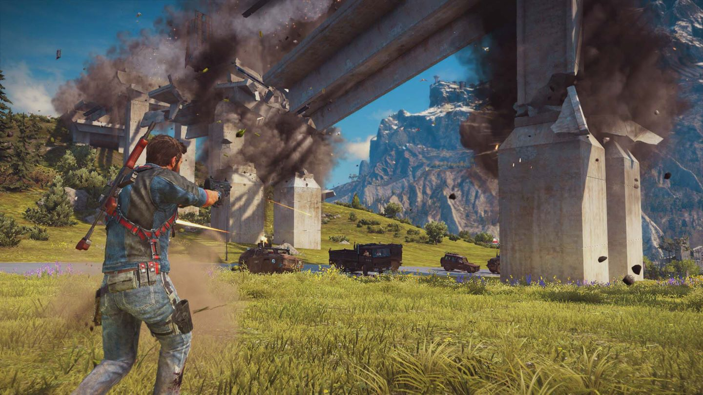 Just Cause 3, Xbox Game Pass, Gaming, News, Xbox One, Xbox