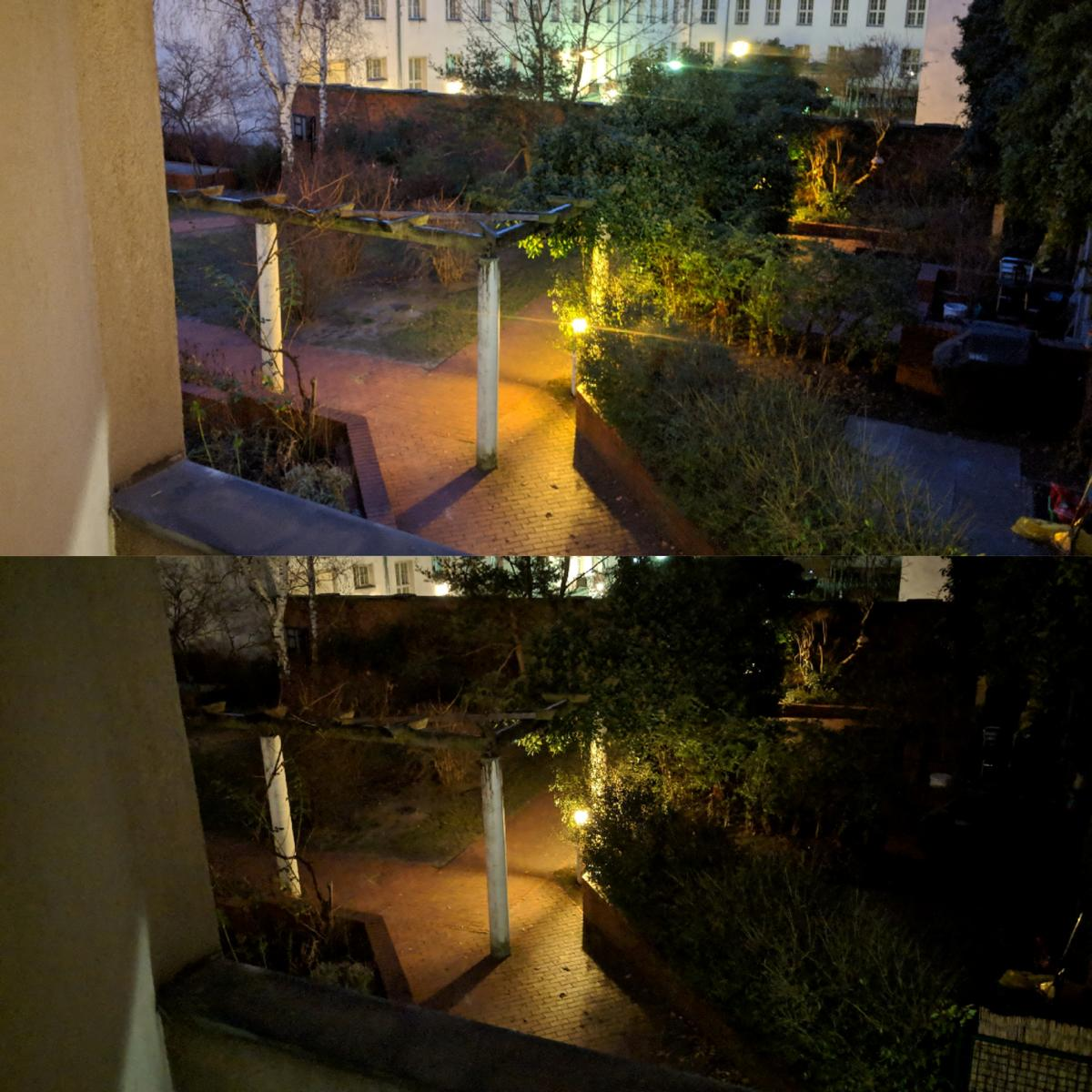 Nokia 8.1 vs Pixel 2