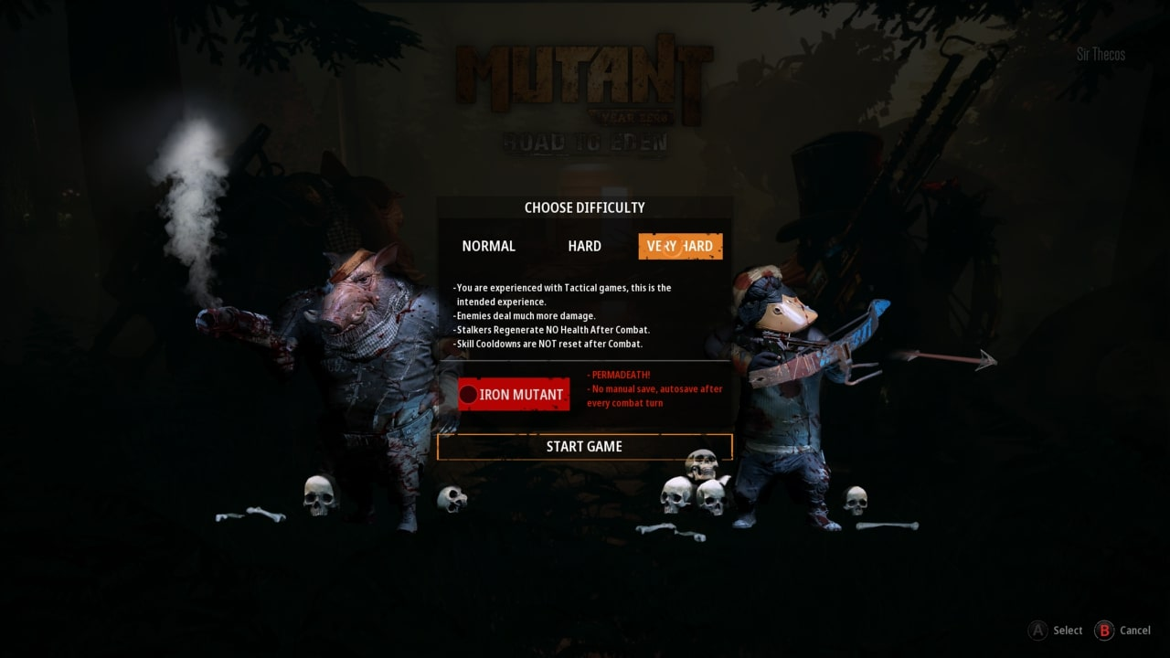 Mutant Year Zero: Road to Eden, Xbox, Test, Gaming