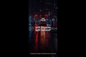 Nokia 9 Nachtaufnahmen Kamera