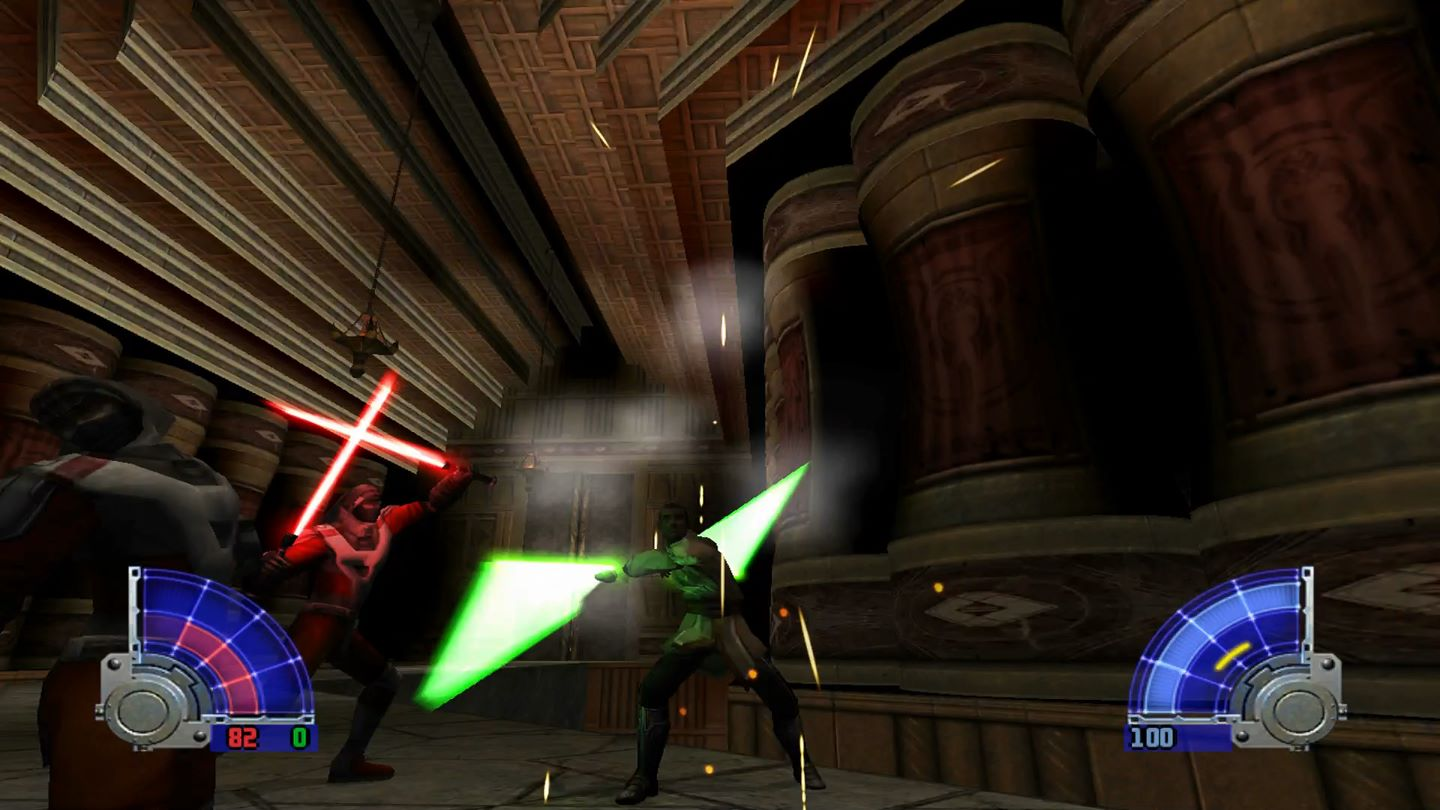 Star Wars Jedi Knight: Jedi Academy, Games with Gold, Xbox, Gaming