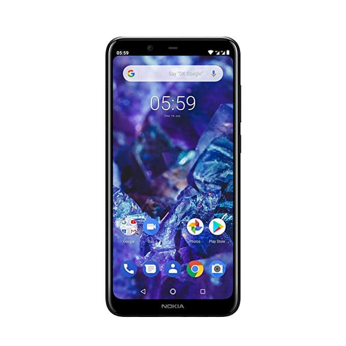 nokia 5.1 plus android 9 pie deal