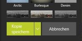 Microsoft Fotos Neue UI