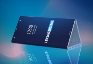Intel Falt Smartphone