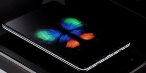 Samsung galaxy fold vs surface phone