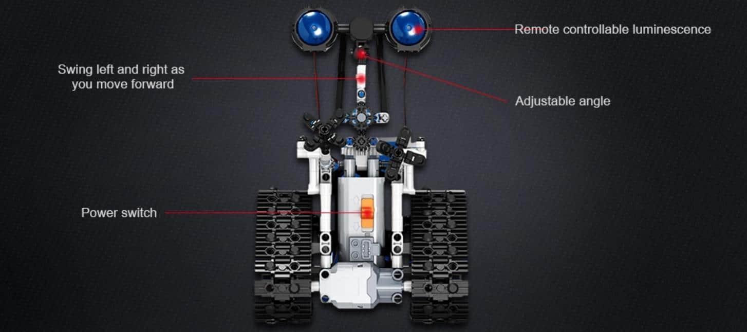 Ferngesteuerter Roboter Deal