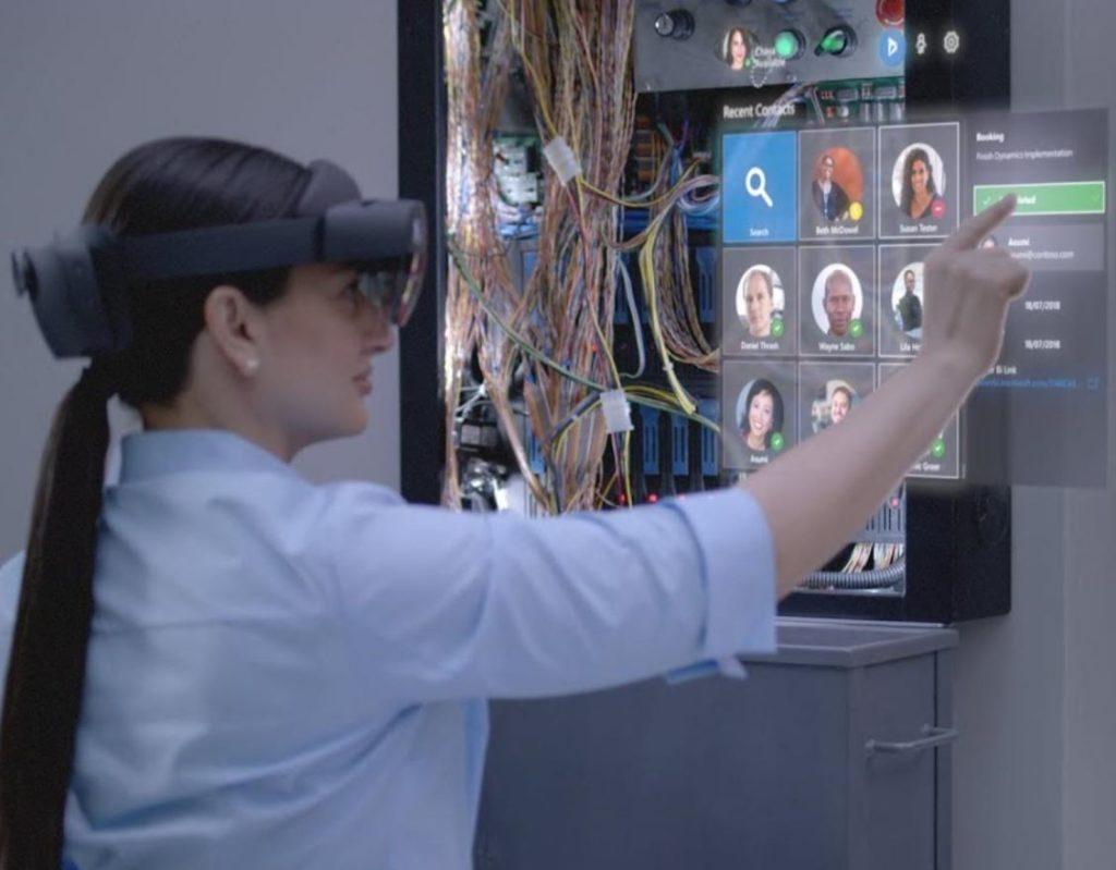 Microsoft HoloLens 2 Bilder Leak