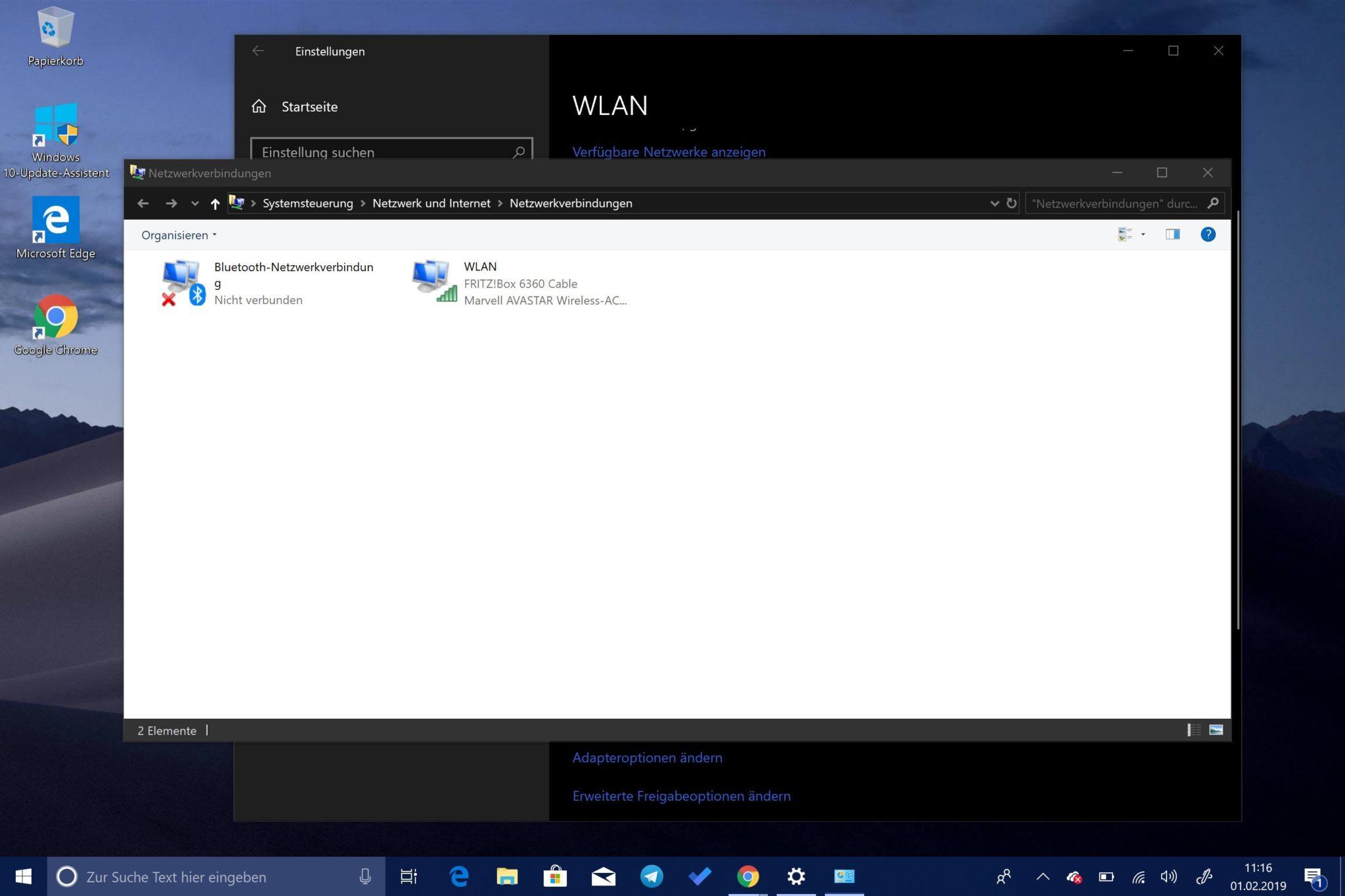 Windows 10 Verbindungsprobleme Store