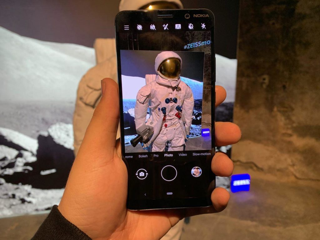 Nokia 9 ZEISS Kamera