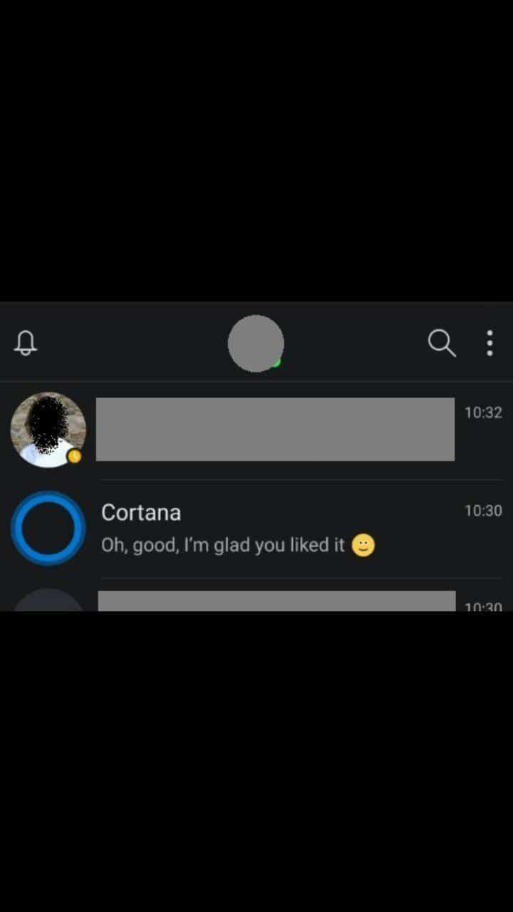 Skype android cortana