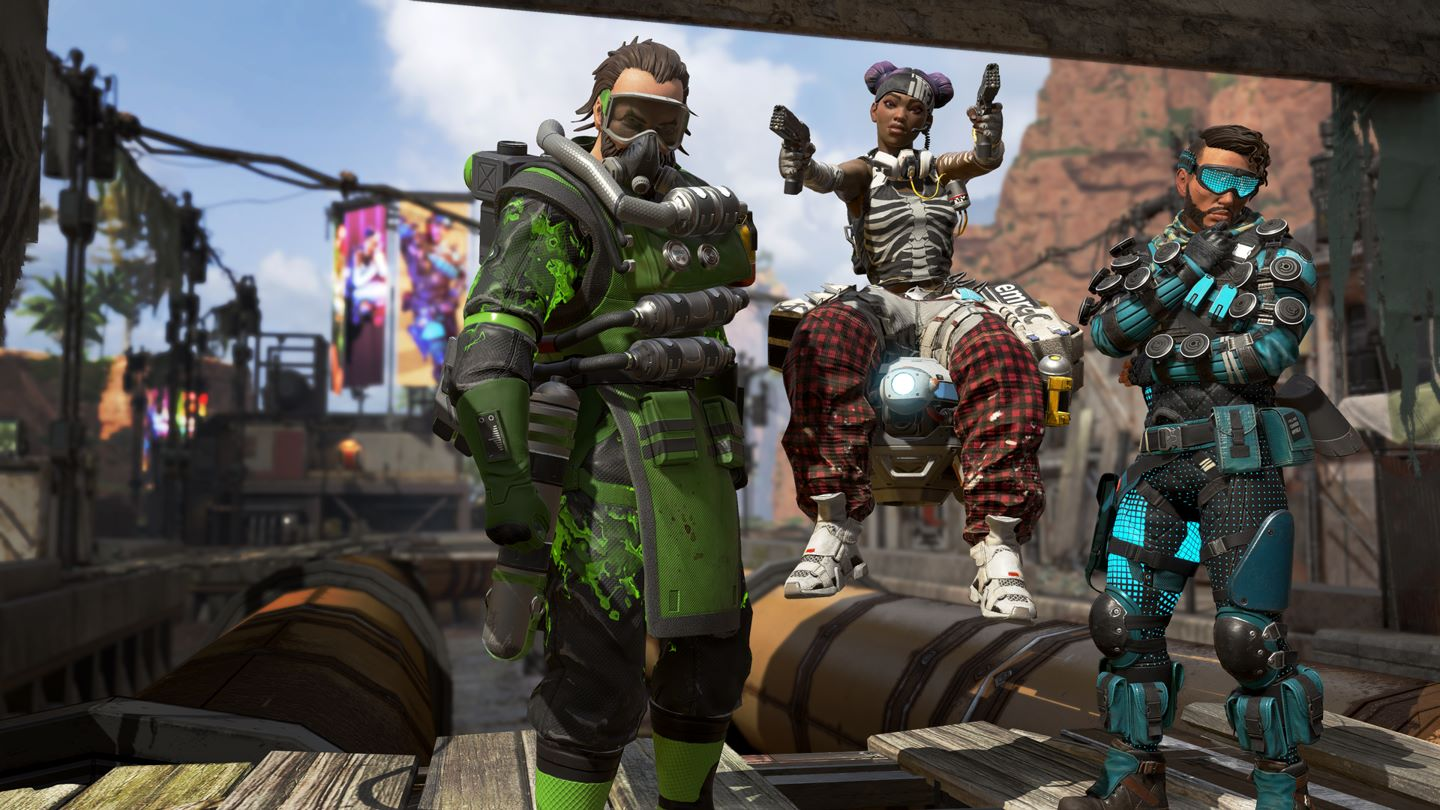 Apex Legends, Free to Play, Xbox, Gaming