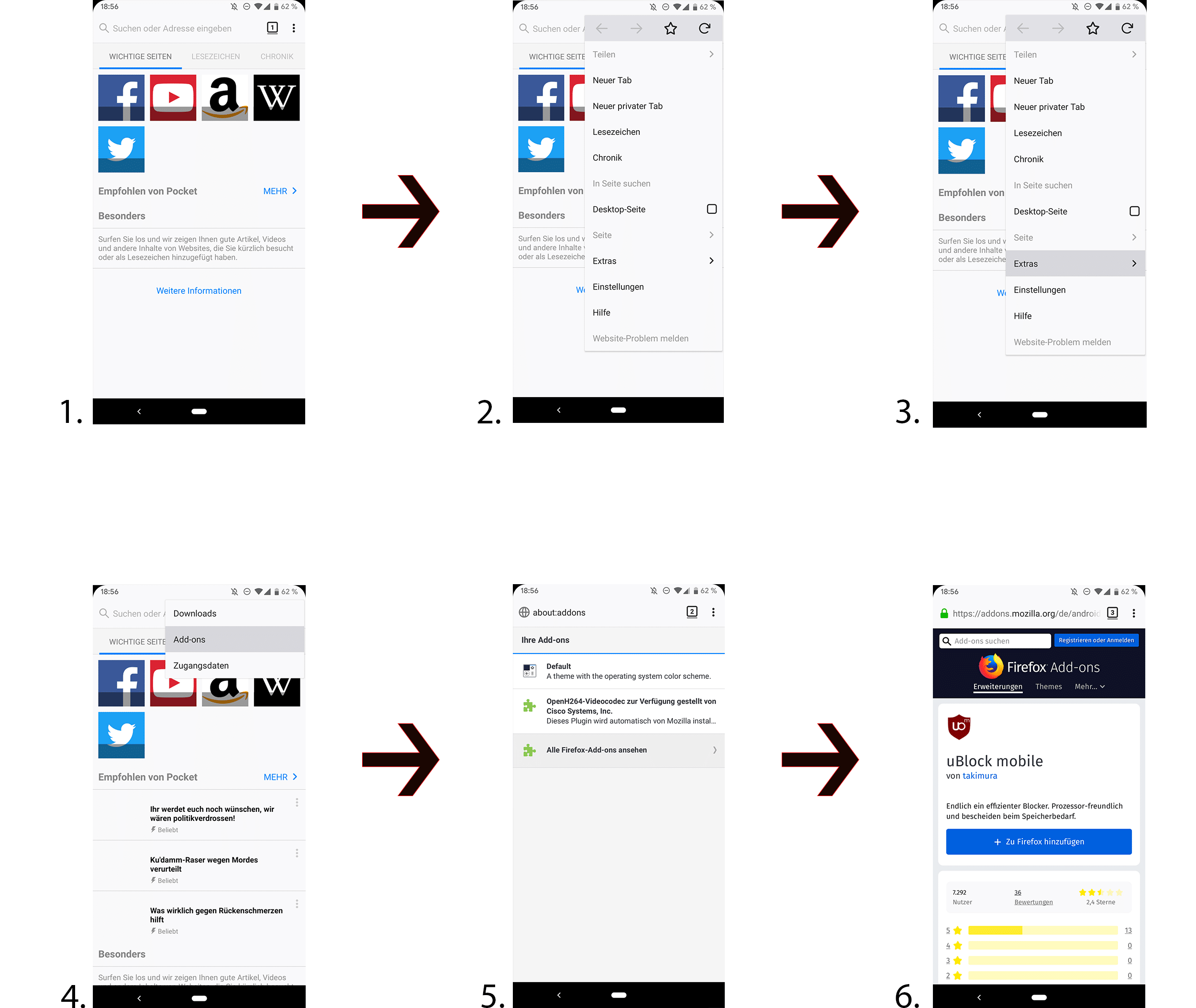 Ad blocker kostenlos  Allowing acceptable ads in Adblock