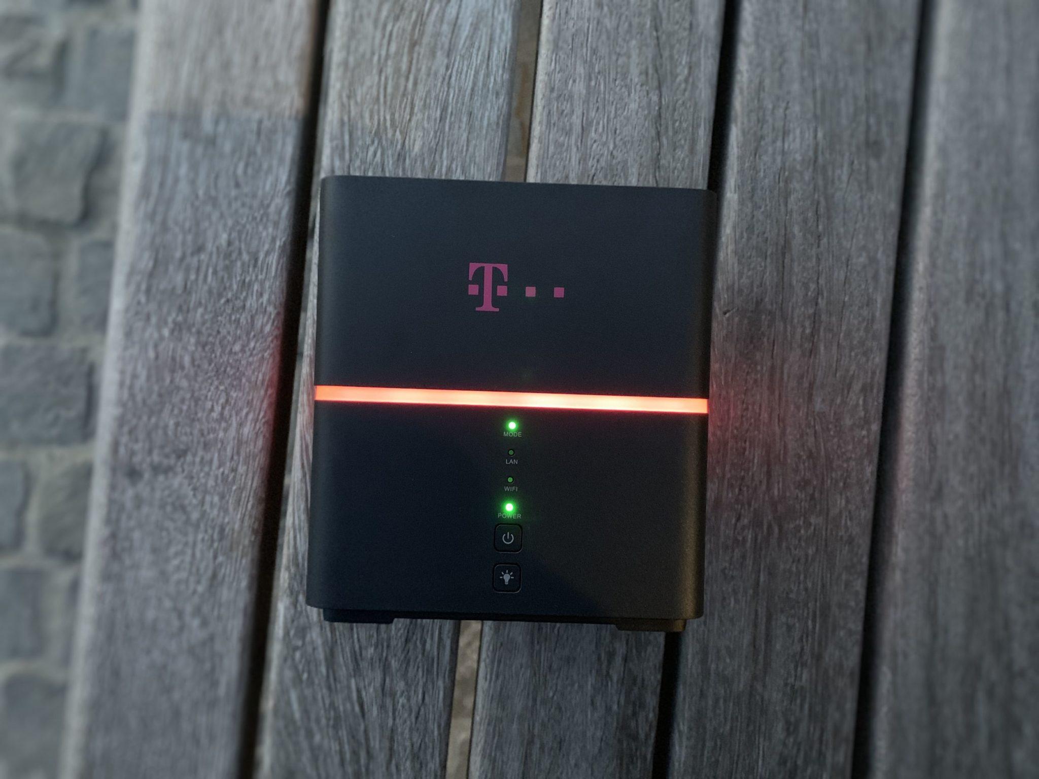 telekom speedbox t mobile homenet box lte router im. Black Bedroom Furniture Sets. Home Design Ideas