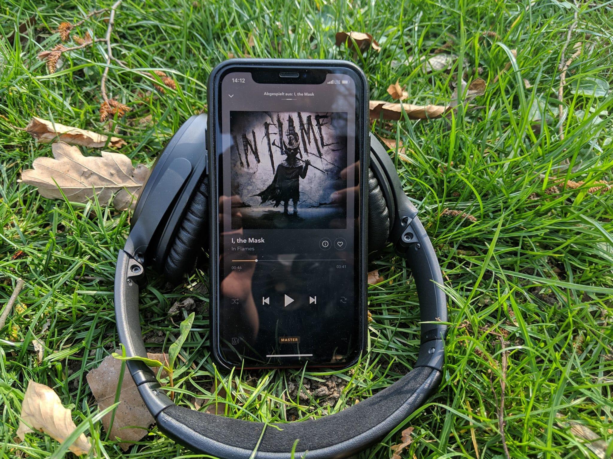 Praxistest: Stellt Tidal Spotify und Apple Music in den Schatten