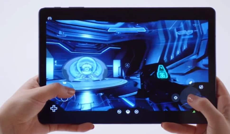 xcloud gaming smartphone