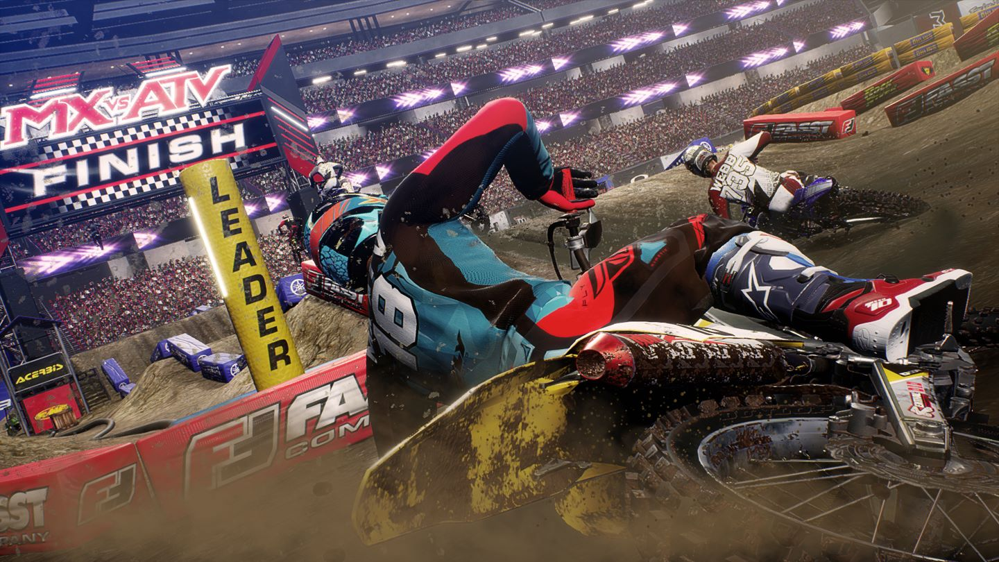 MX vs ATV All Out, Free Play Days, Xbox, Gaming