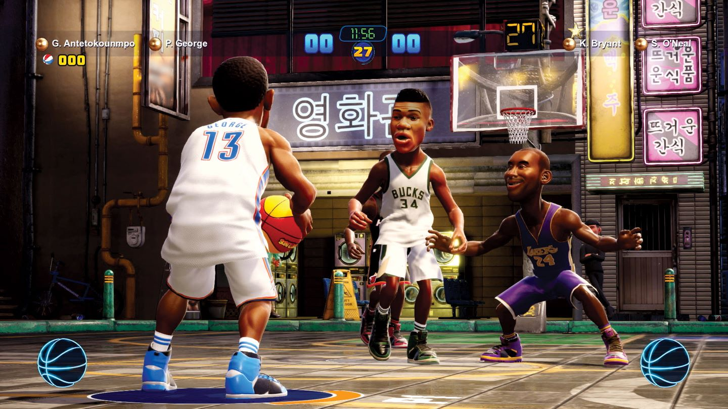 NBA 2K Playgrounds 2, Free Play Days, Gaming, Xbox
